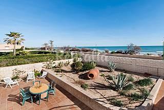 SOQUETA 1 - Apartamento para 6 personas en Playa de Oliva. Valencia