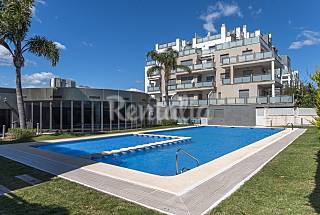 TOSSAL - Apartamento para 8 personas en Oliva. Valencia