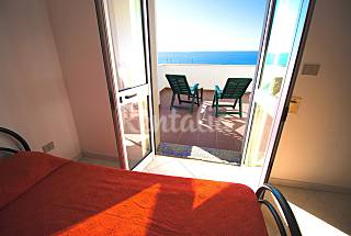 Large beachfront villa Lecce