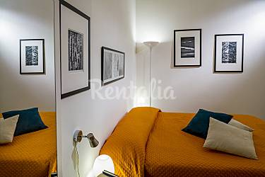 Gelsomino Bedroom Trapani Castellammare del Golfo Apartment