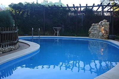 Casa para 6-8 pessoas a 300 m da praia Huelva