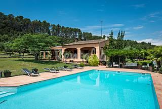 Casa de 6 habitaciones a 12 km de la playa Girona/Gerona