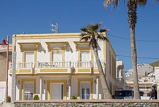 Apartments with 2 bedrooms on the beach front line Almería