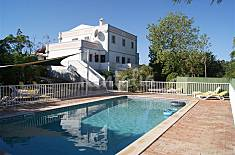 Traditional portuguese manor house Algarve-Faro