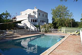 Traditional portuguese manor house Algarve-Faro