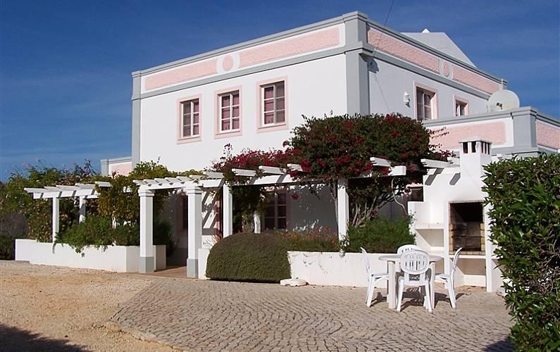 Traditional Outdoors Algarve-Faro Lagos villa - Outdoors