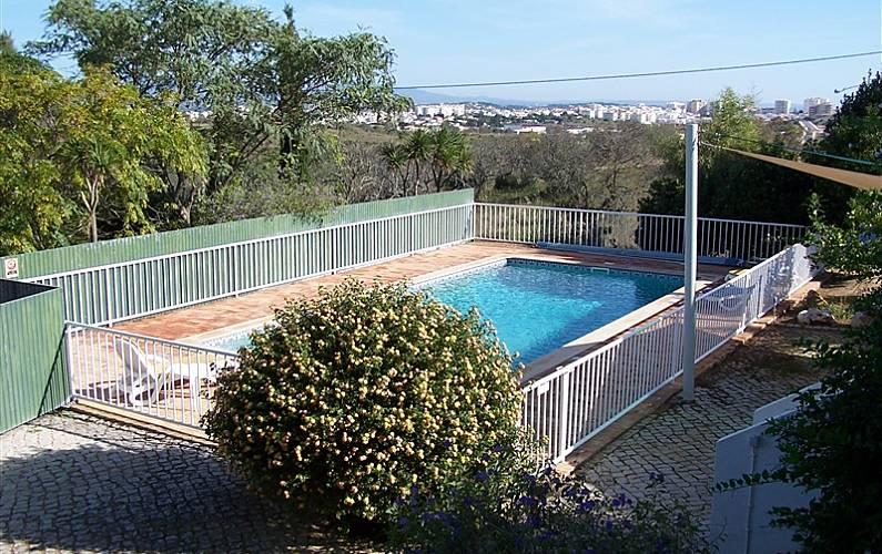 Traditional Swimming pool Algarve-Faro Lagos villa - Swimming pool