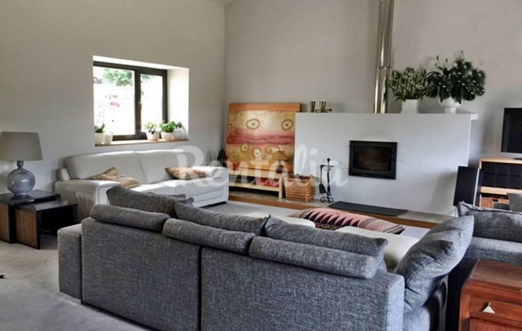 Villa para 8-9 personas a 10 km de la playa A Coruña/La Coruña