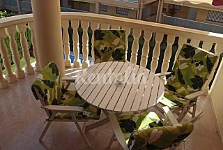 Apartamento de 2 habitaciones a 300 m de la playa Castellón