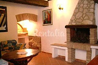 Apartment for 2-4 people in Tuscany Siena