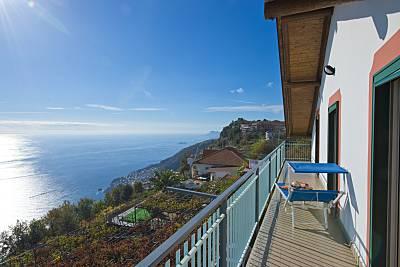 Villa con 2 stanze a 12 km dalla spiaggia Salerno