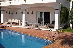 Villa for 8 people only 350 meters from the beach Granada