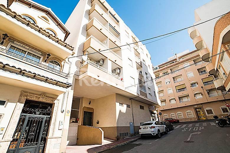 Apartamento en alquiler en torrevieja torrevieja alicante costa blanca - Alquilar apartamento en torrevieja ...