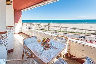 Apartamento para 4 personas a 50 m de la playa Valencia