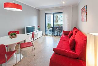 Apartment for rent only 400 meters from the beach Valencia