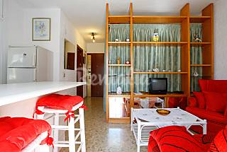Apartment for 2-3 people only 600 meters from the beach Málaga