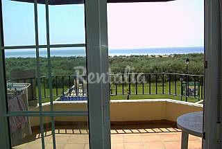 Apartment with 2 bedrooms only 40 meters from the beach Huelva