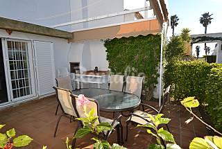 Haus mit 2 Zimmern, 150 Meter bis zum Strand Cádiz