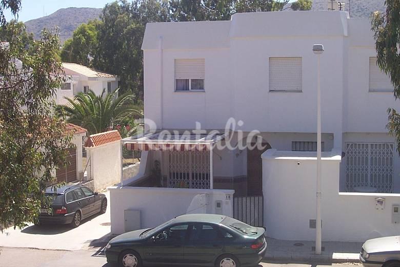 Casa en alquiler a 200 m de la playa vft al 00043 san jose n jar almer a costa de almer a - Alquiler de casas en san jose almeria ...