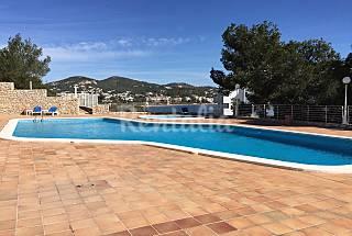 Nice apartment in private residential Botafoc. Ibiza