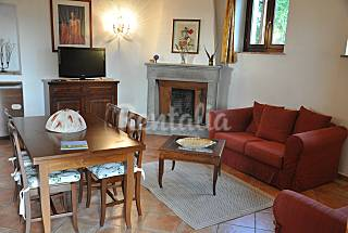 House for 6 people in Acquapendente Viterbo