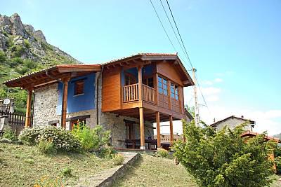 Casa en entorno rural  en Asturias W-809.AS Asturias