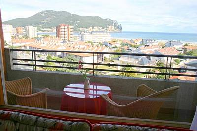 Apartamento para 4-6 personas a 150 m de la playa Cantabria