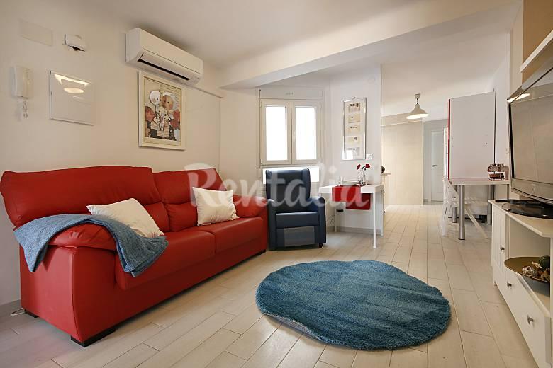 Apartamento de 3 habitaciones en m laga centro m laga m laga costa del sol - Apartamento en malaga centro ...