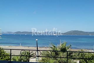 Apartment for rent on the beach front line Sassari