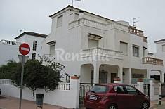 Villa pour 8 personnes à 200 m de la plage Castellón