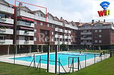 Loft with terrace & pool-400m from the beach WIFI  Cantabria