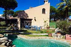 Villa Chorla de 4 habitaciones a 800 m de la playa Cádiz