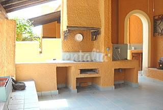 Casa in affitto in prima linea di spiaggia Latina