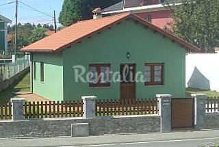 Maison pour 4 personnes à 1000 m de la plage Asturies