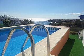 House for rent only 300 meters from the beach Málaga