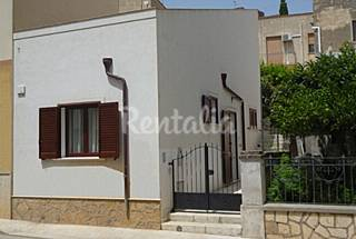 House for rent 2.5 km from the beach Trapani