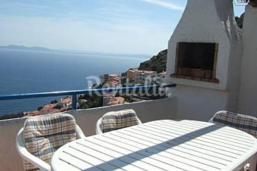 Huis voor 5 personen op 1350 meter van het strand mas oliva roses gerona empord for Terras strijkijzer