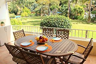 Apartment for 4 people only 200 meters from the beach Majorca
