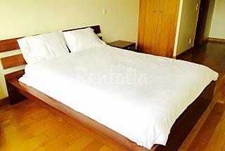 Apartamento para 2-5 personas a 400 m de la playa Lisboa