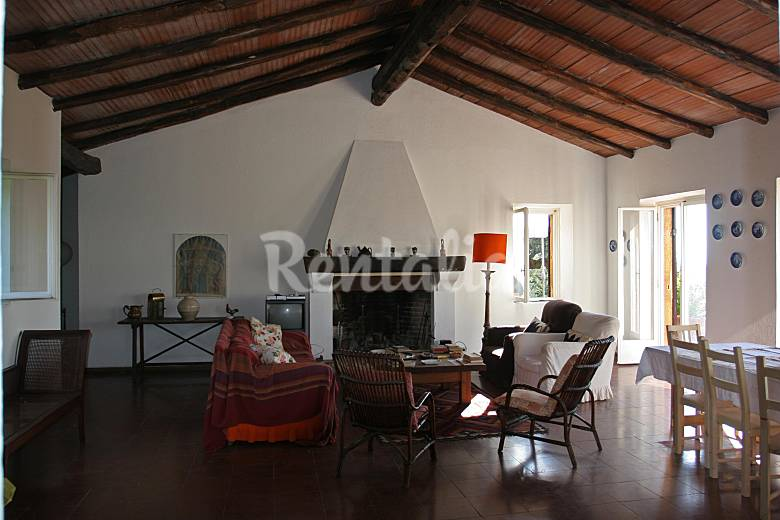 Villa for 7 people with swimming pool Rome