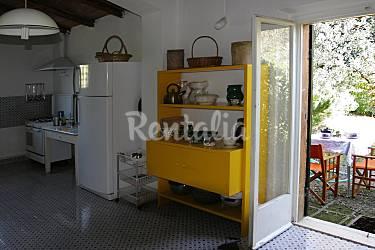 Villa Kitchen Rome Tivoli Countryside villa