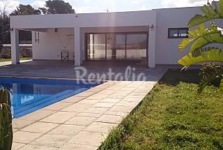 Villa para 5-6 personas a 400 m de la playa Menorca