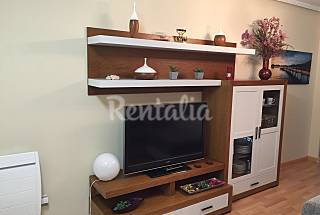 Apartment for rent only 150 meters from the beach Lugo