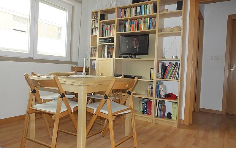 Apartamento Sala Setúbal Sesimbra Apartamento - Sala