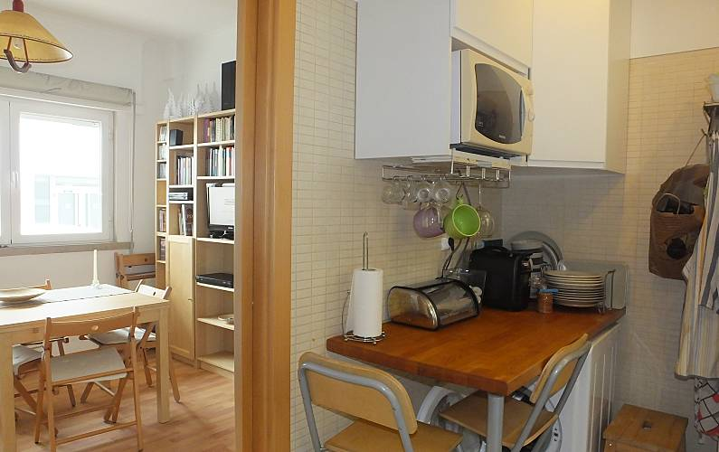 Apartamento Cozinha Setúbal Sesimbra Apartamento - Cozinha