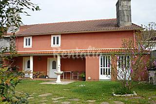 House for rent 7 km from the beach A Coruña