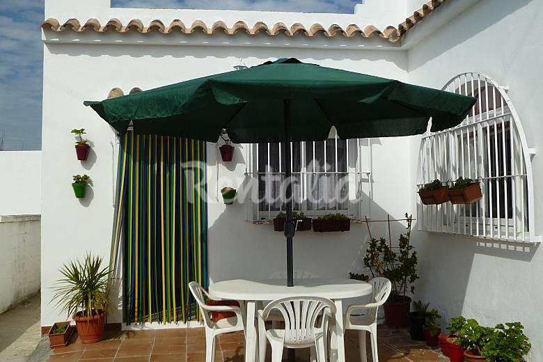 Casa rural para vacaciones barrio nuevo conil de la - Casas en cadiz vacaciones ...