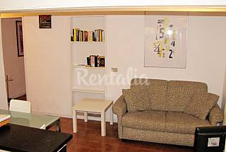 One bedroom apartment just 100m from the beach Genoa