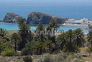 House with 2 bedrooms only 200 meters from the beach Almería