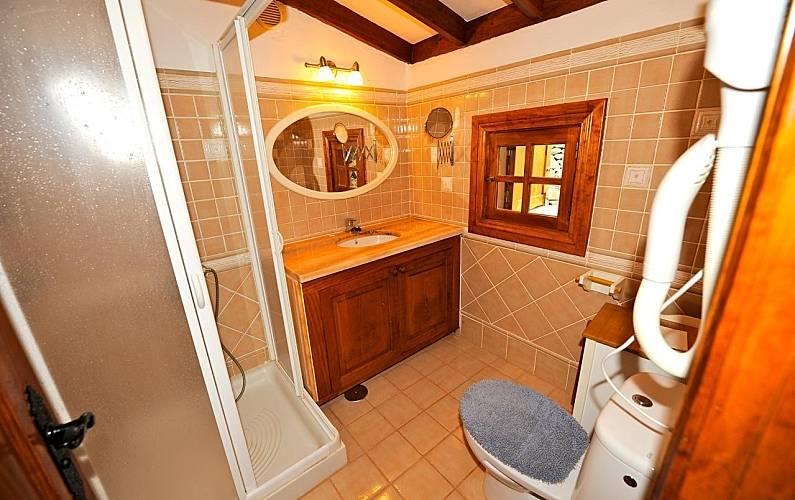 4 Bathroom Gran Canaria San Bartolomé de Tirajana Cottage - Bathroom